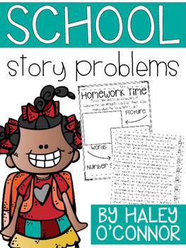 Story Problem Printables