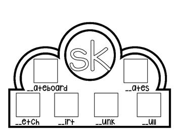 """Sk"" Blend Crown"