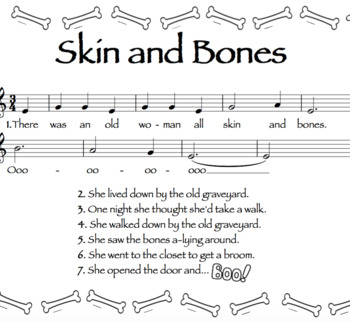 """Skin and Bones"" for Recorders"