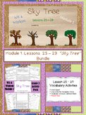 """Sky Tree"" Bundle (Wit & Wisdom Grade 2) PowerPoint and Activity Packet"