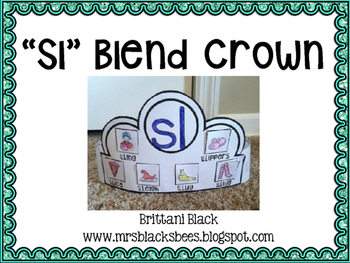 """Sl"" Blend Crown"