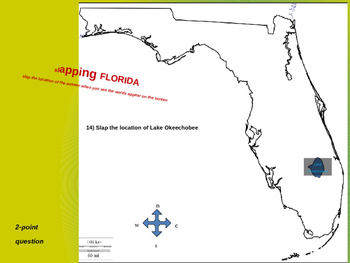 """Slapping"" Florida: an epic game to locate cities, geographic features & more"