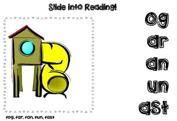 """Slide"" into reading."