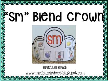 """Sm"" Blend Crown"
