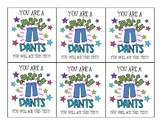 """Smarty Pants"" testing tags"