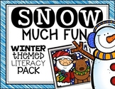 {Snow Much Fun} Winter Literacy Activities