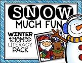 {Snow Much Fun} Winter Literacy Activities