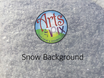 "! ""Snow"" close UP background texture Stock Photo"