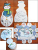 """""""Snowmen At Night"""": Sequencing & Storytelling Crafts"""