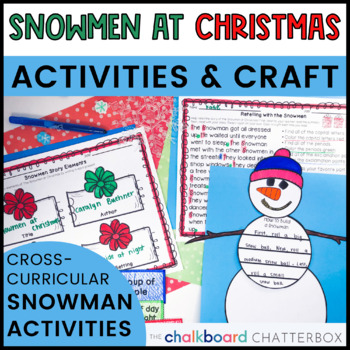 [Snowmen at Christmas] Book Study