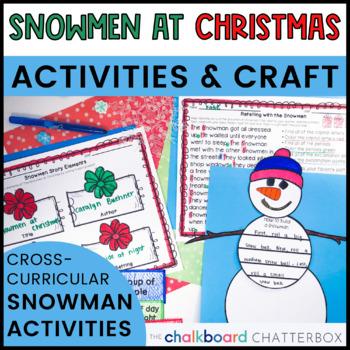 Snowmen At Christmas Teaching Resources | Teachers Pay Teachers