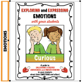 """ Social Emotional Learning and Perspective Taking - ""Curious"""