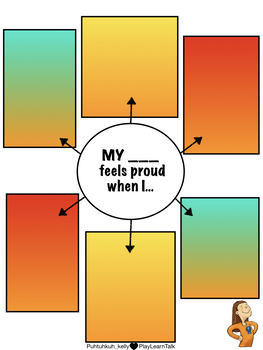 """"""" Social Emotional Learning and Perspective Taking - """"Proud"""""""
