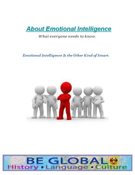 (Social Science) About Emotional Intelligence - Reading Article and Guide