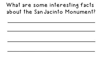 {Social Studies} Free SMART Notebook for Texas Landmarks