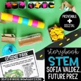 {Sofia Valdez, Future Prez} DIGITAL + PRINTABLE Storybook STEM
