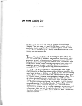 """Son of the Morning Star"" pdf Hyde and Sanders"