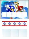 """""""Sonic"""" token board"""