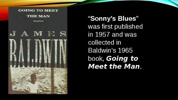 """Sonny's Blues"" by James Baldwin"