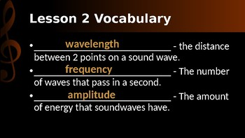 """Sound"" Chapter 12 Powerpoint Harcourt Science Textbook"