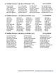 /θ/ Sound Targets for Articulation Therapy {featuring coarticulation}