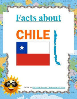 (South America) Facts about Chile for Kids  Reading Research Guide