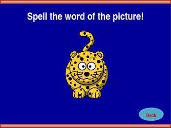 'Sp' Blend Jeopardy!