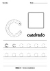 [Spanish] ABC Tracing Worksheets - Lowercase