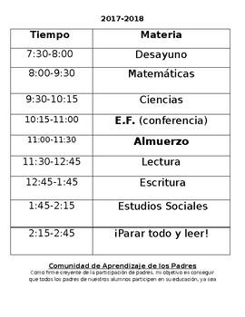 ~ SPANISH Editable Back to School Letter! ~  Carta para regreso a escuela