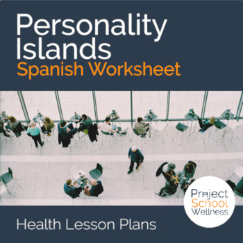 Spanish - Personality Islands - Inside & Out of Identity & Personality