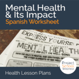 Spanish - Mental Health & Well-Being - Inside & Out of Men
