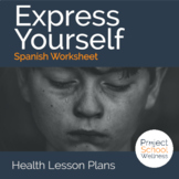 Spanish - Express Yourself - Inside & Out of Mental Health