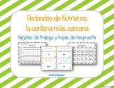 [[Spanish Rounding Task Cards]]  Redondeo a la Centena: tarjetas de trabajo