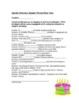 Spanish Present Tense Mini Bundle -  El presente - 4 Worksheets!