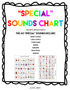 """Special"" Sounds Chart"