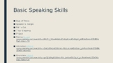 (Speech and Debate) Original Oratory Tips and Tricks PowerPoint