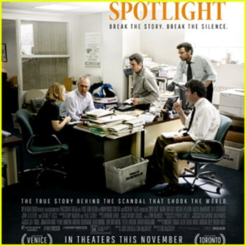 Spotlight Guided Movie Questions