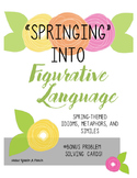 """Springing"" Into Figurative Language"