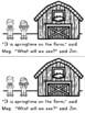 """Springtime on the Farm"" (A Spring Emergent Reader Dollar Deal)"