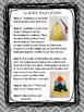 """""""Stained Glass"""" Bell: Holiday Craftivity with Guided Instruction"""