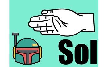 """""""Star Wars"""" Curwen Solfege Handsigns"""
