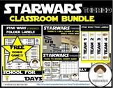 ***Star Wars inspired Classroom Bundle***