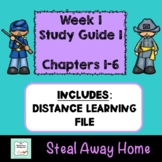 """""""Steal Away Home"""" By Lois Ruby (Study Guide)"""