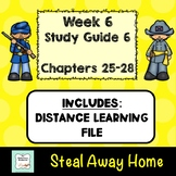 """""""Steal Away Home"""" By Lois Ruby (Study Guide) Chapters 25-28"""