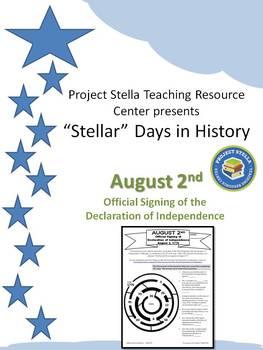 """""""Stellar Days in History"""" - August 2nd"""