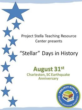 """Stellar Days in History"" August 31st - Charleston Earthquake"