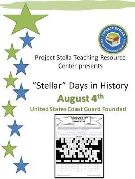"""Stellar Days in History"" - August 4th"