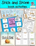 """Stick and Stone"": Book Companion For Speech Therapy"