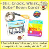 """Stir, Crack, Whisk, Bake"" Companion Boom Cards for Distan"