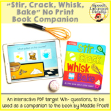"""Stir, Crack, Whisk, Bake"" Companion No Print Interactive"